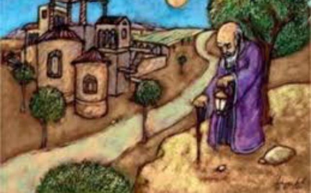 Cuento de  «El sabio ermitaño» de Jorge Bucay